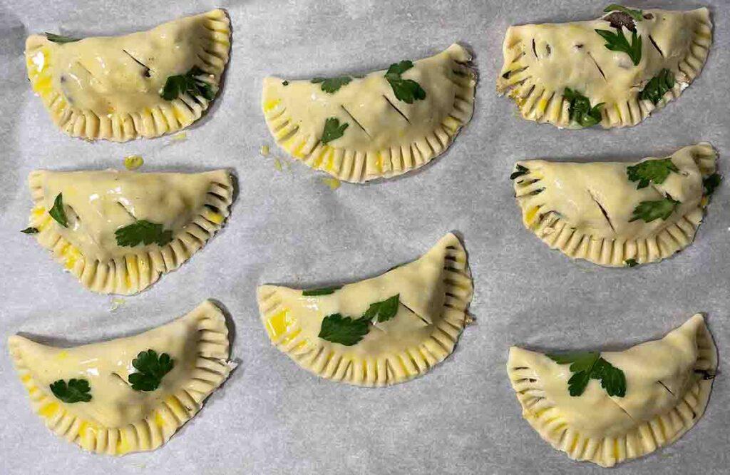 Baked Vegetarian Empanadas